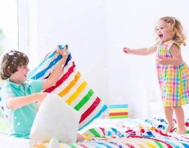 بیض فعالی کودکان
