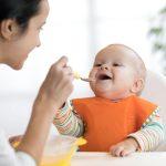 شروغ غذای کمکی کودک