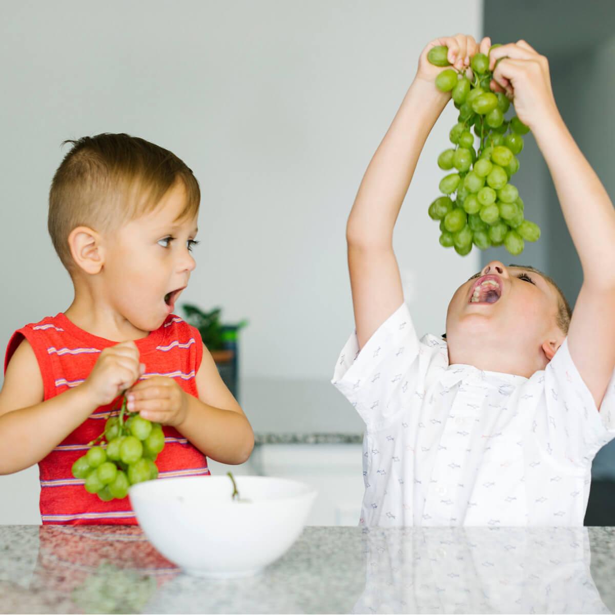 خفگی در کودکان