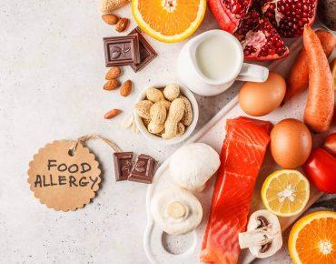 آلرژی یا حساسیت غذایی کودکان