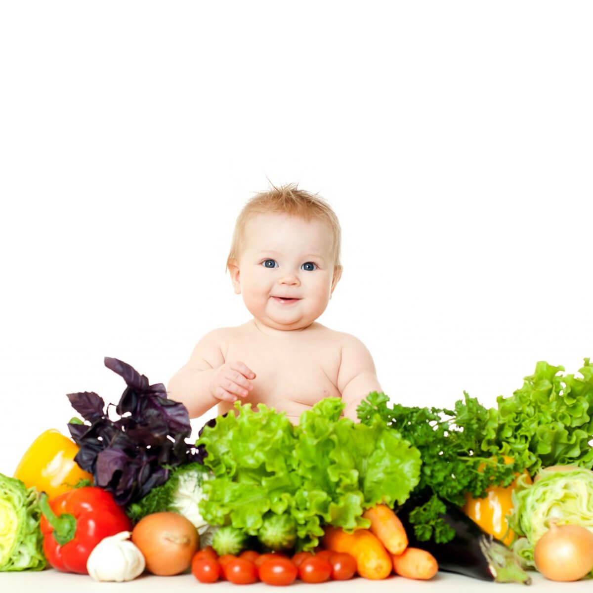 غذا های سرشار از آهن برای مقابله با کمبود آهن در کودکان و نوزادان