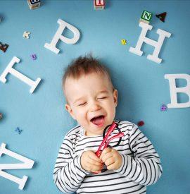 تاخیر گفتاری زبانی در کودکان