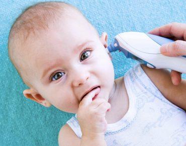 تب و تشنج در کودکان