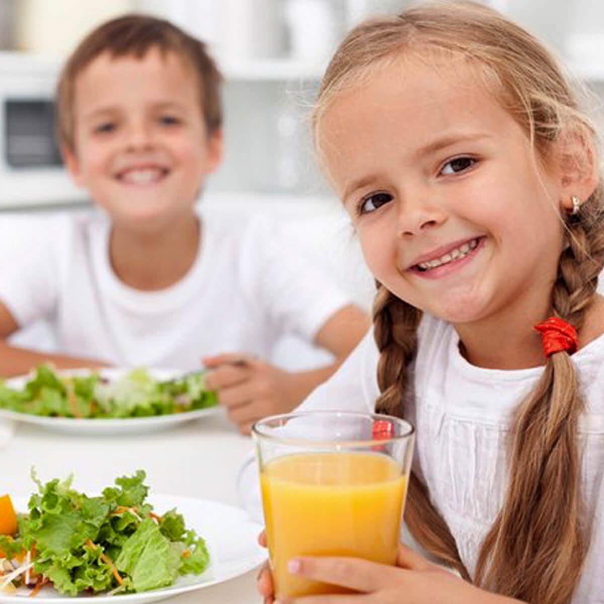 رژیم غذایی بدون گلوتن برای کودکان