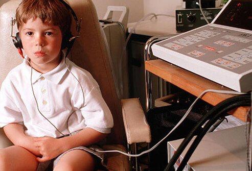 آزمایش شنوایی سنجی