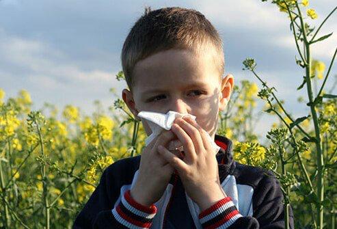 عفونت گوش بر اثر آلرژی