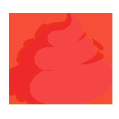مدفوع قرمز