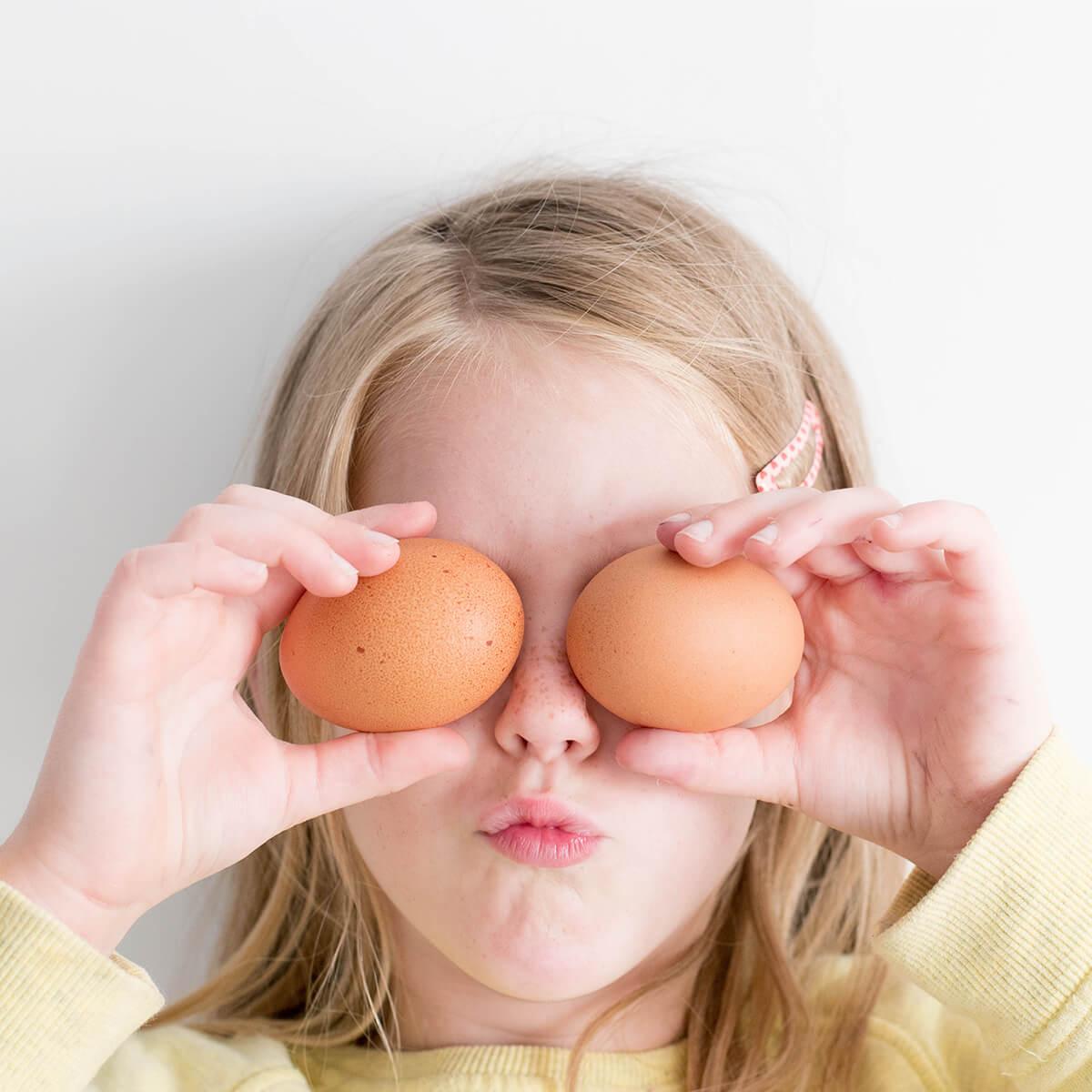 حساسیت به تخم مرغ در کودکان