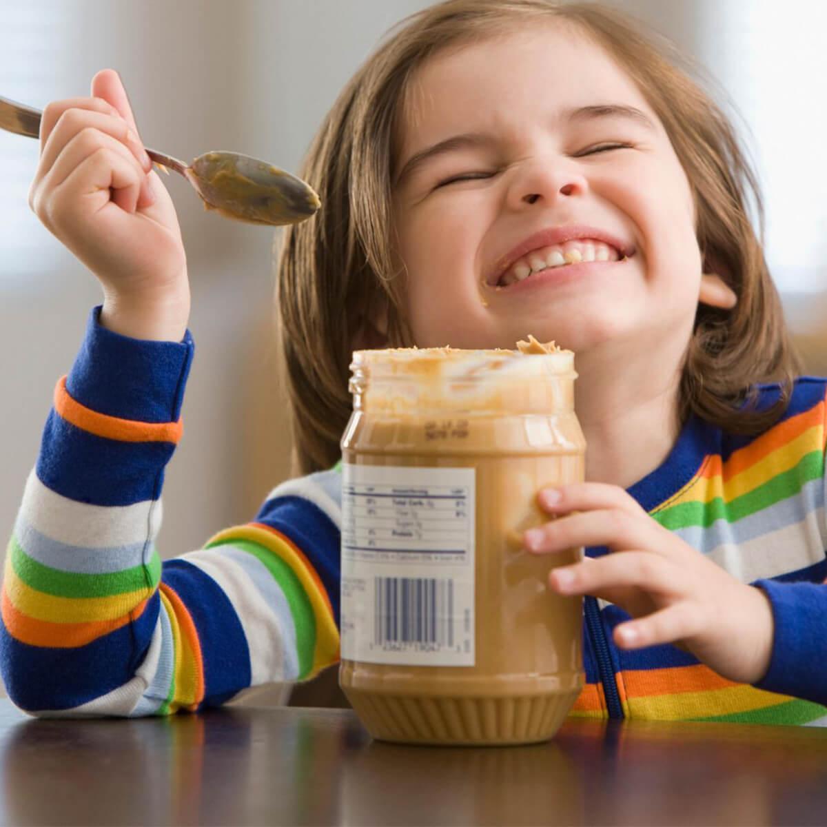 حساسیت به بادام زمینی در کودکان ( آلرژی به مغزیجات)