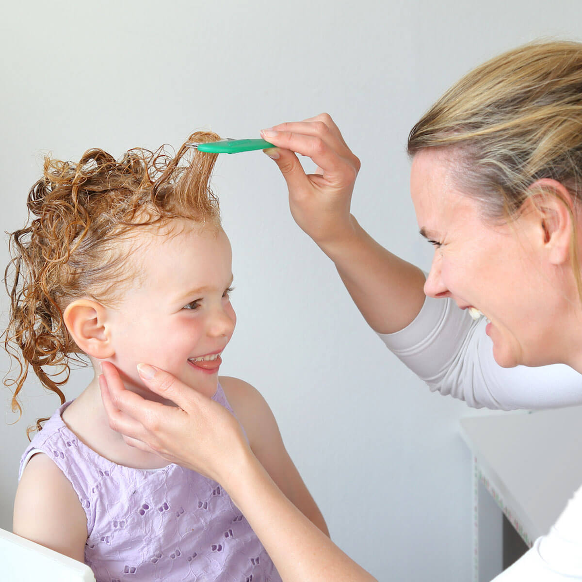 شپش سر کودکان + درمان خانگی