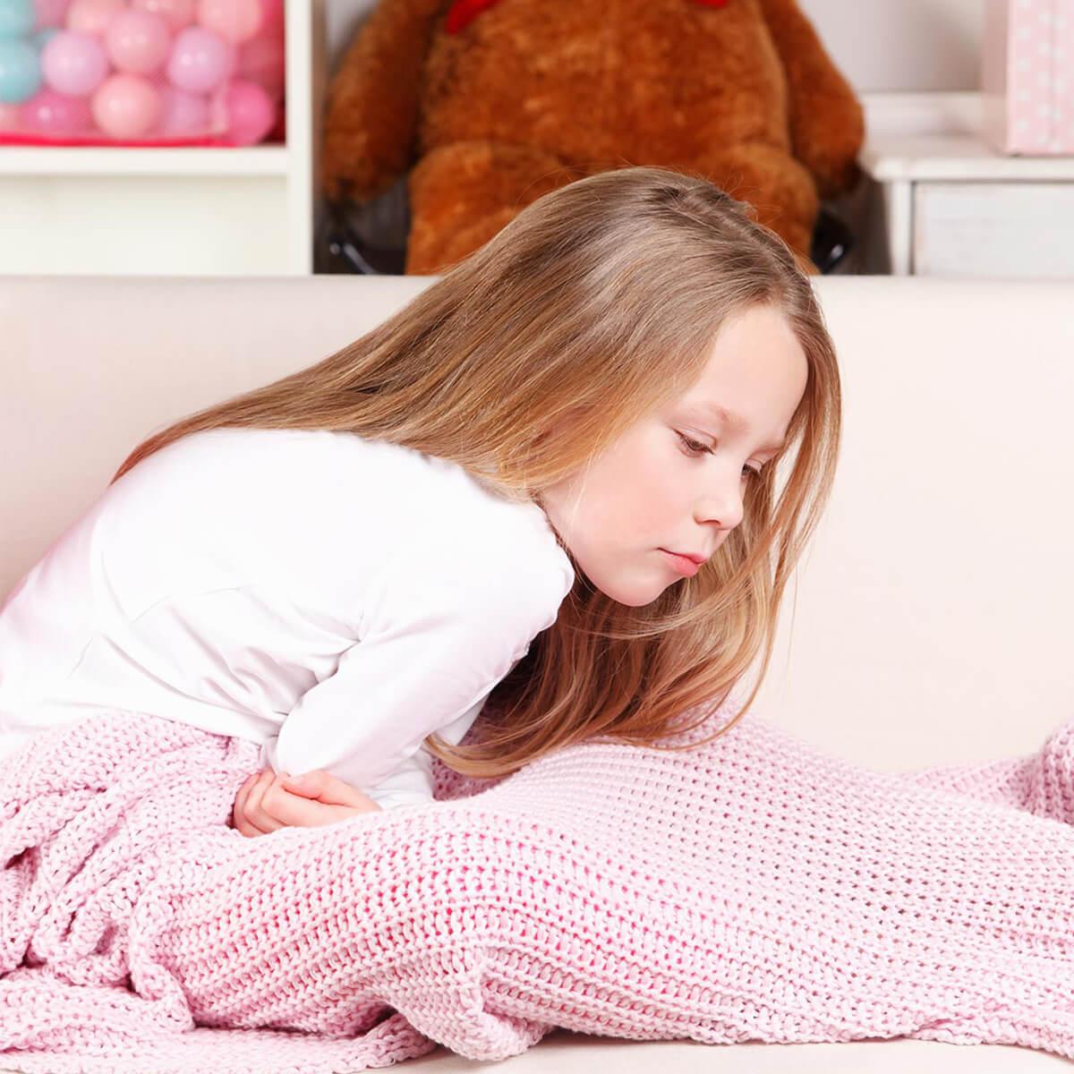 بیماری عفونت کرمک در کودکان