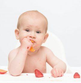 غذای انگشتی برای کودک