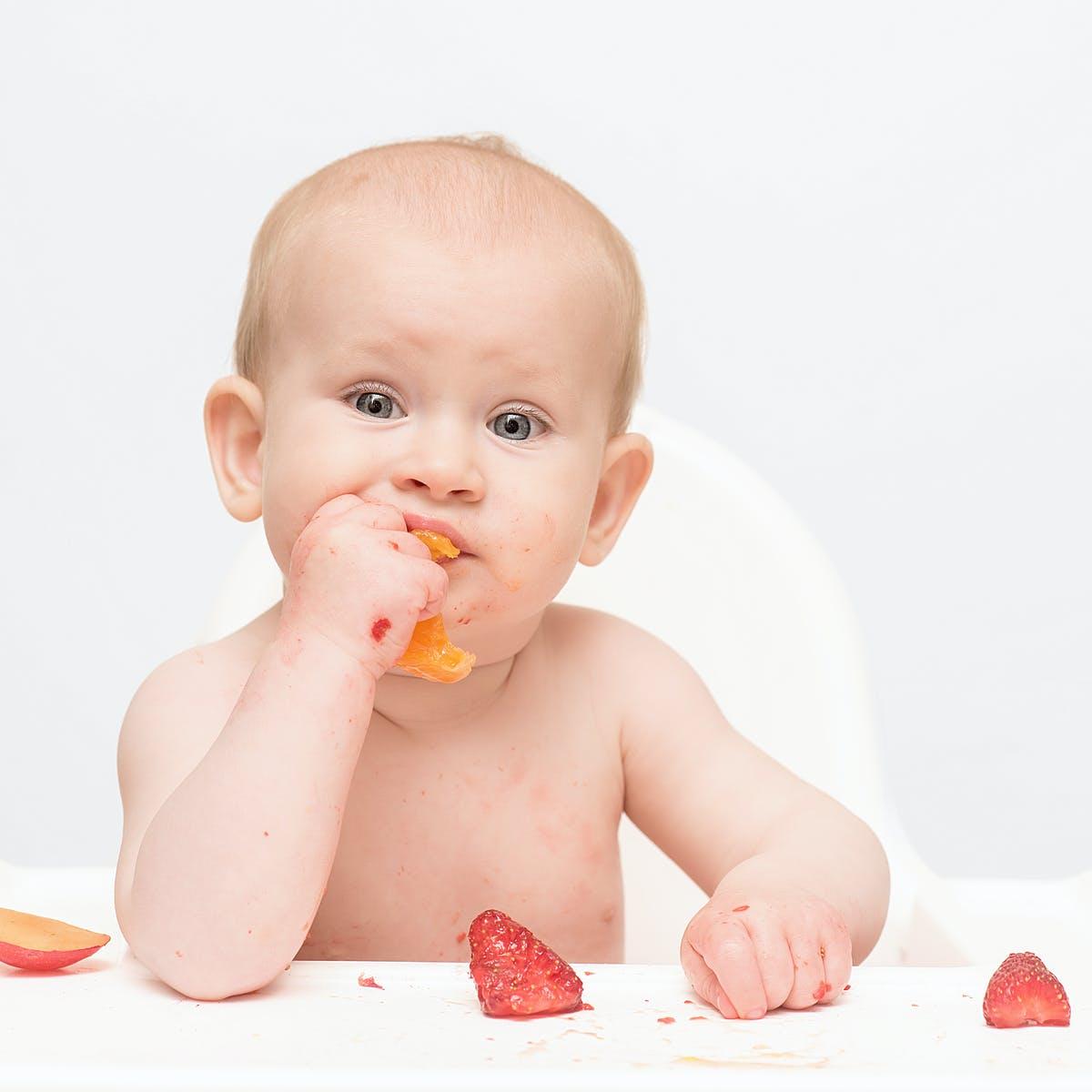 غذای انگشتی برای کودک : ۱۲ غذا از بهترین غذاهای انگشتی