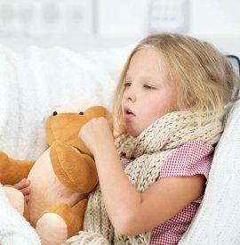 بیماری سیاه سرفه در کودکان