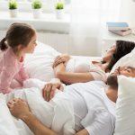جدا کردن اتاق خواب کودک و نوزاد