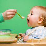 توقف نمودار رشد و عدم وزن گیری نوزاد