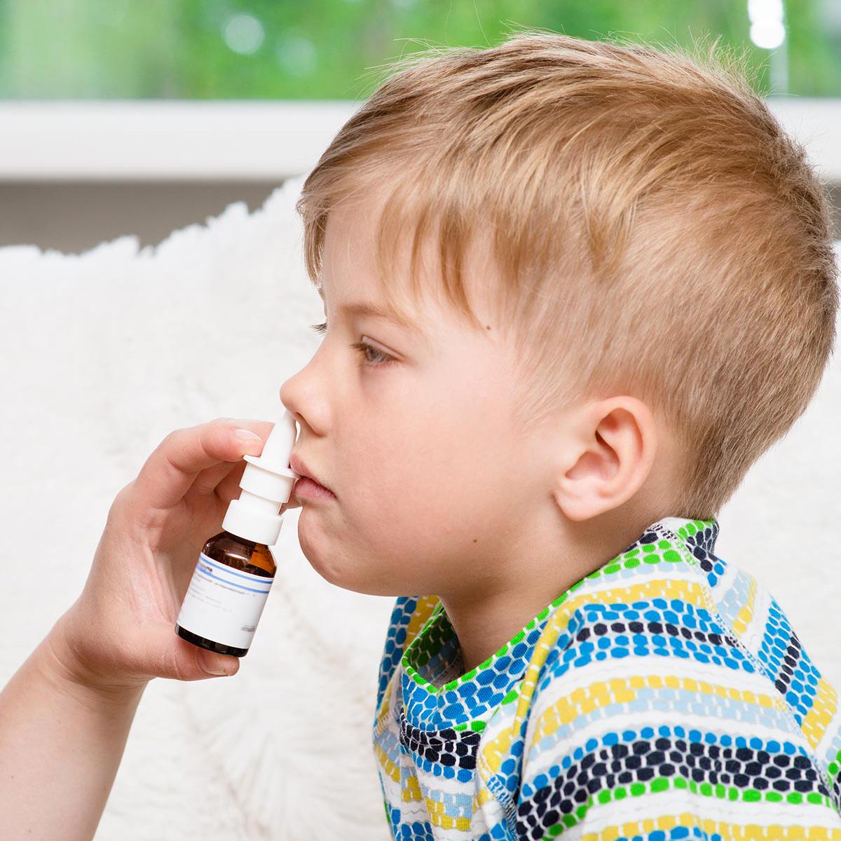 سینوزیت در کودکان و روش های درمانی آن